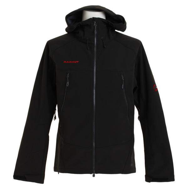 マムート(MAMMUT) SOFtech WINTER STORM ジャケット 1011-19782-0001-115 1011-19782-0001-115(Men's)
