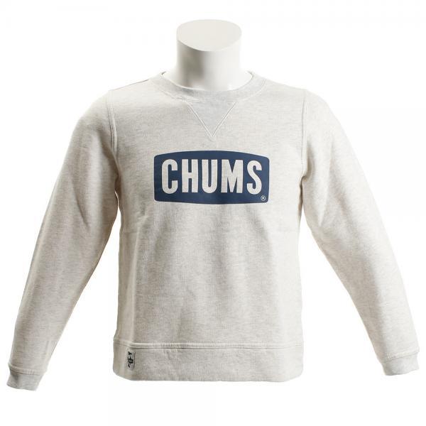チャムス(CHUMS) Boat Logo Crew Top CH10-1086-W025-05(Men's、Lady's)