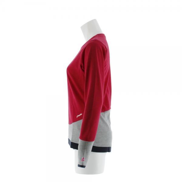 マーモット(Marmot) ボトムカラー ロングスリーブクルー 長袖Tシャツ PH762TL63-MA(Lady's)