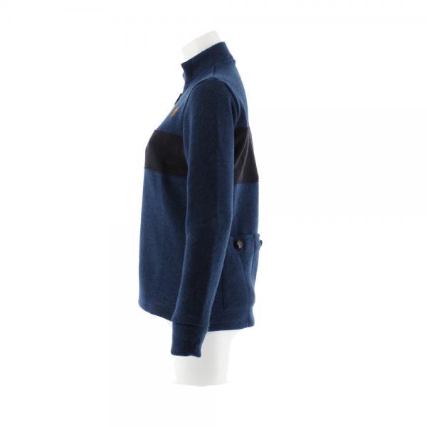 カペルミュール(KAPELMUUR) オーデナルドニットジャージ ブルー kpls024(Men's、Lady's)