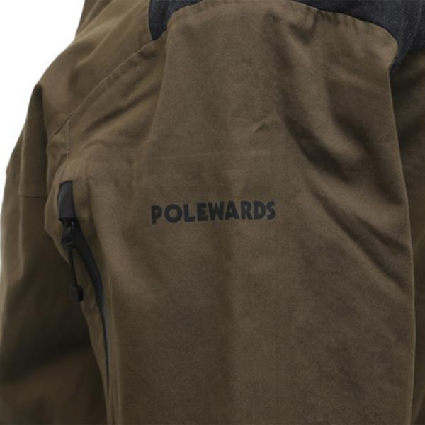 ポールワーズ(POLEWARDS) VENTILE WOOL INSULATION PWAFN04BROWN(Men's)