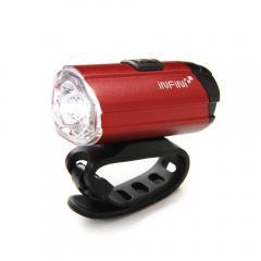 マルイ(MARUI) インフィニ INFINI TRON 300 I-281P LPF1760200000 RED USB ヘッドライト