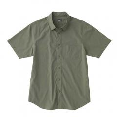 ノースフェイス(THE NORTH FACE) S/S Vernal Shirt NR21802 GL(Men's)