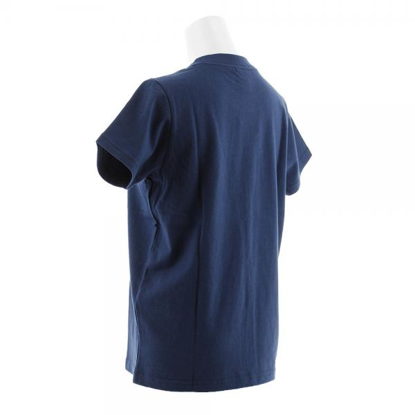 チャムス(CHUMS) ブービーフェイスTシャツ CH11-1325 Navy(Lady's)