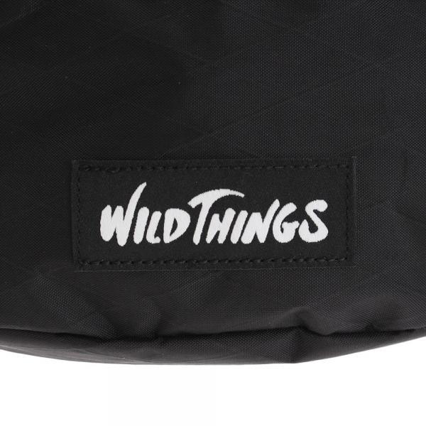 ワイルドシングス(WILD THINGS) 小型ウエストバッグ WT-380-0075-01(Men's、Lady's)