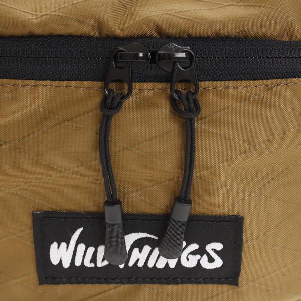 ワイルドシングス(WILD THINGS) 小型ウエストバッグ WT-380-0075-07(Men's、Lady's)