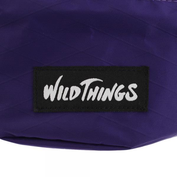 ワイルドシングス(WILD THINGS) 小型ウエストバッグ WT-380-0075-08(Men's、Lady's)