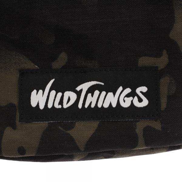 ワイルドシングス(WILD THINGS) 小型ウエストバッグ WT-380-0075-15(Men's、Lady's)