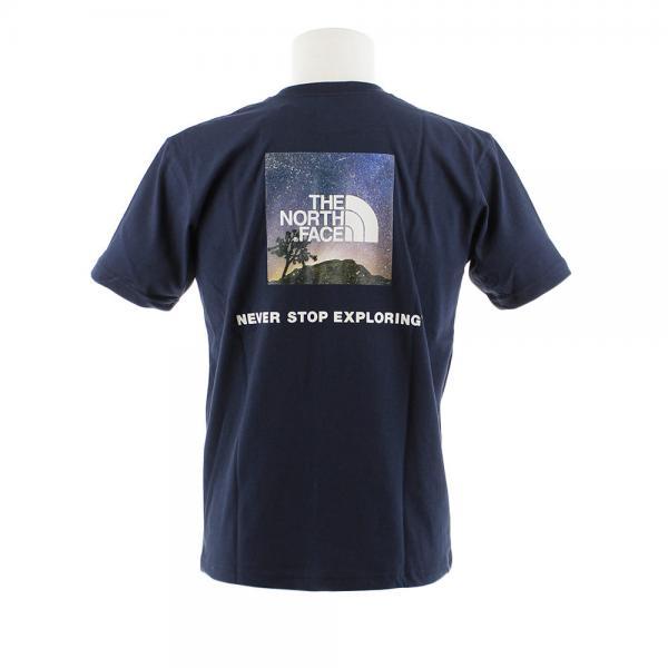 ノースフェイス(THE NORTH FACE) 【ゼビオ限定】 SQUARE NIGHT V 半袖Tシャツ NT31902X CM #(Men's)