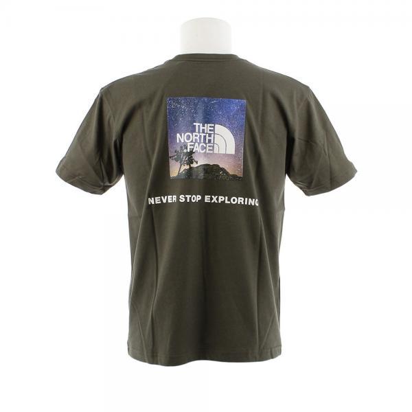 ノースフェイス(THE NORTH FACE) 【ゼビオ限定】 SQUARE NIGHT V 半袖Tシャツ NT31902X NT #(Men's)
