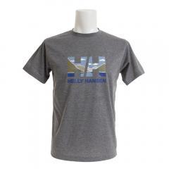 ヘリーハンセン(HELLY HANSEN) グラフィックロゴ 半袖 Tシャツ HOEV61901 Z(Men's)