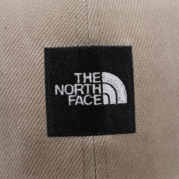 ノースフェイス(THE NORTH FACE) スクエア ロゴ キャップ NN01919 WB(Men's)
