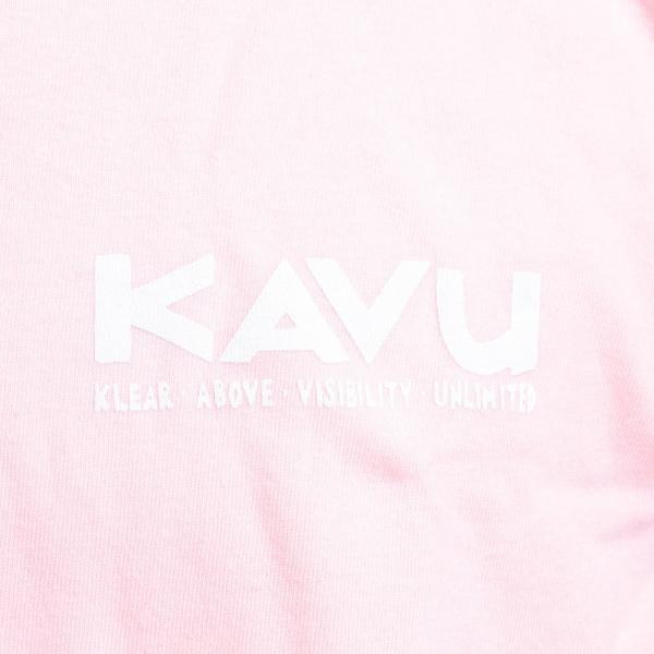 カブー(KAVU) InAPrickle 半袖Tシャツ 19810888 Pink(Men's)