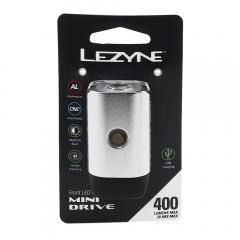 レザイン(LEZYNE) ミニドライブ 400XL 57-3502426001 SILVER  ロードバイク ライト(Men's、Lady's)