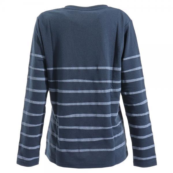 マウンテンハードウェア(MOUNTAIN HARDWEAR) ハードウェアグラフィックロングスリーブTシャツ OR8773 425(Lady's)