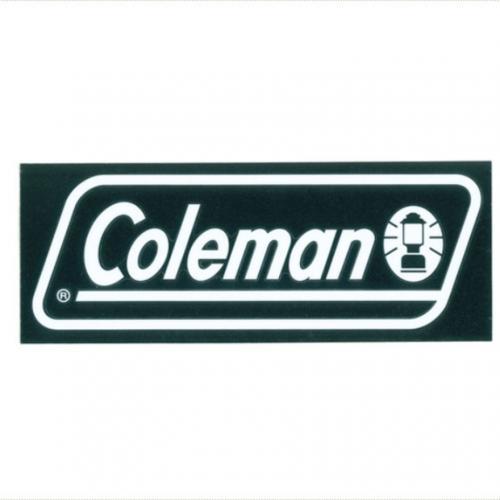 コールマン(Coleman) オフィシャルステッカー L ロゴ 2000010523(Men's、Lady's)