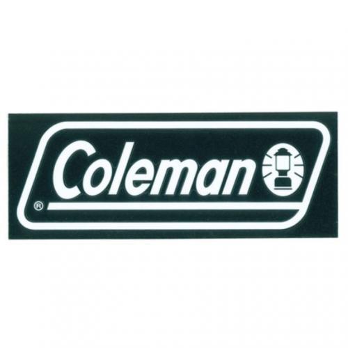 コールマン(Coleman) オフィシャルステッカー S ロゴ 2000010522(Men's、Lady's)