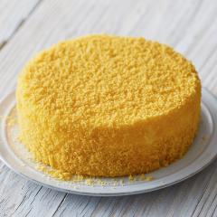 ルタオ (LeTAO) チーズケーキ ポティロンドゥーブル~北海道産栗マロンかぼちゃ~ 直径12cm 4号