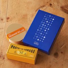 ルタオ (LeTAO) チーズケーキ 黄金のフロマージュセットA