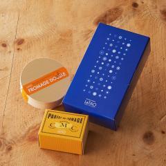 ルタオ (LeTAO) チーズケーキ 黄金のフロマージュセットB