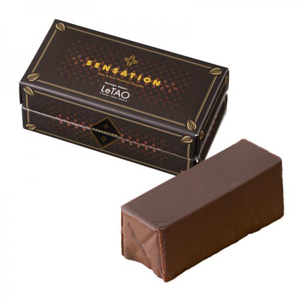 ルタオ (LeTAO) チョコレートケーキ サンサシオン パウンド型 210g