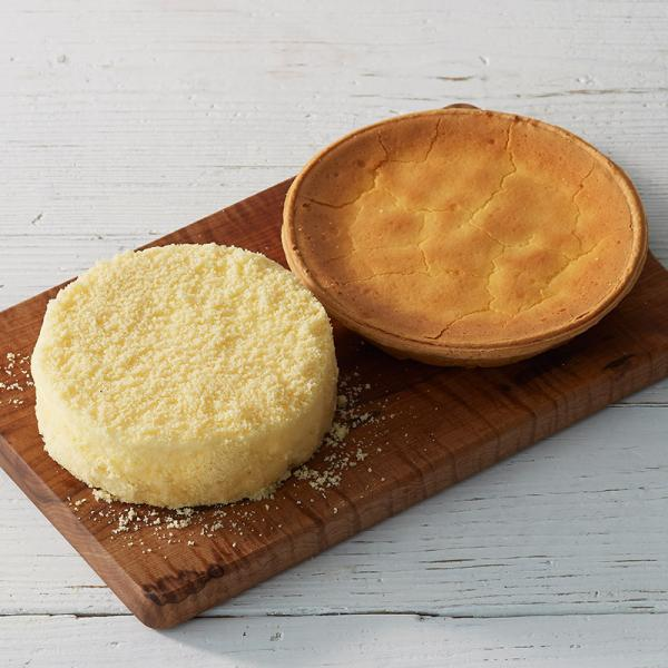 【送料込み】ルタオ (LeTAO) チーズケーキ 奇跡の口どけセット(ドゥーブルフロマージュ+ヴェネチアランデヴー)