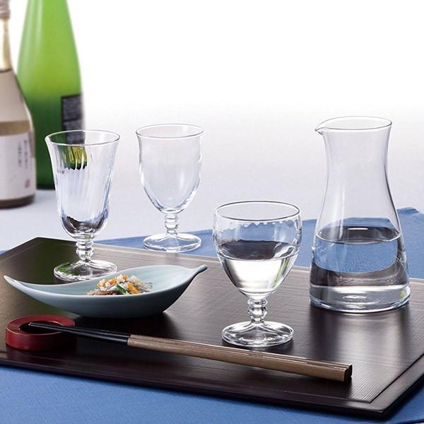 10%OFFクーポン対象商品 冷酒 徳利 ガラス 310ml  クーポンコード:KZUZN2T