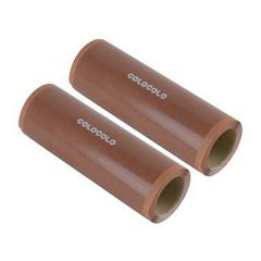 コロコロ コロフル スペアテープ  2本組 ブラウン ( コロコロクリーナー フローリング カーペット 2個セット 取替え用 ニトムズ おしゃれ )