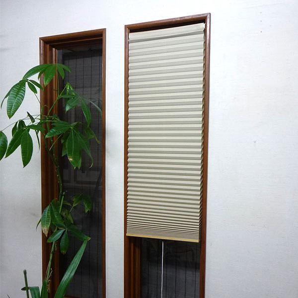 窓 カーテン 縦長