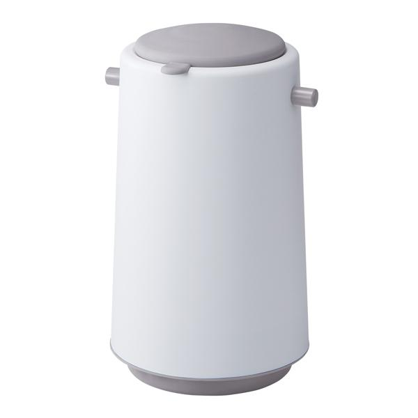 10%OFFクーポン対象商品 ゴミ箱 おむつペール 20L ダイパーポット 消臭剤付き 密閉 オムツ ダストボックス ふた付き クーポンコード:KZUZN2T