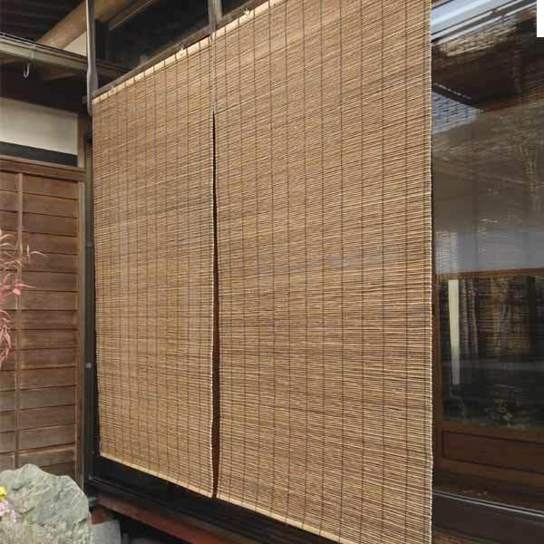 LOHACO - 外吊りすだれ 代萩すだれ 88×160cm ( すだれ 簾 ...