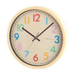 掛け時計 ウォールクロック フレデリカ ナチュラル