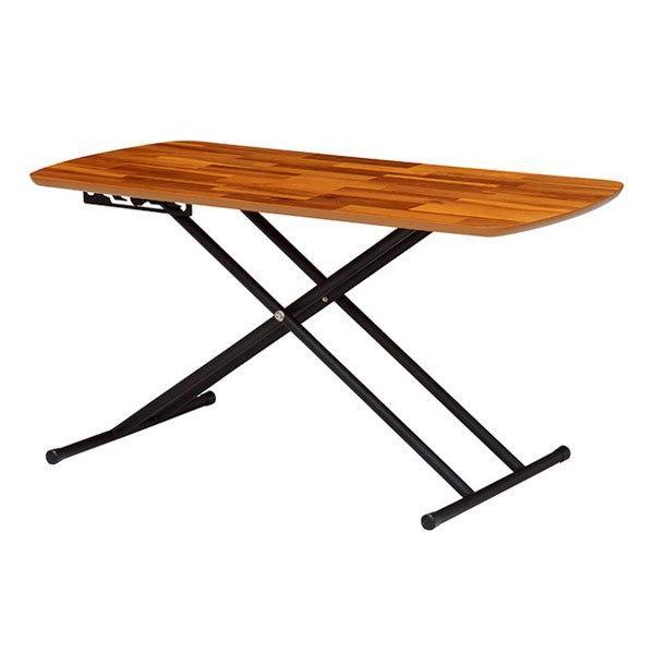 さ 調整 ダイニング テーブル 高