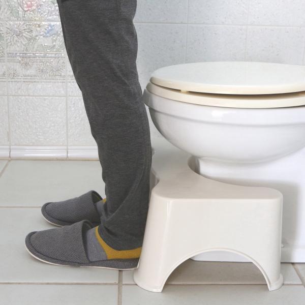 トイレ 踏ん張り トイレスムーズステップ M 補助台 トイレトレーニング ( 踏み台 子供 ステップ ふみ台 トイトレ 踏ん張れる 子ども キッズ 高さ21cm 足置き台 便秘解消 )