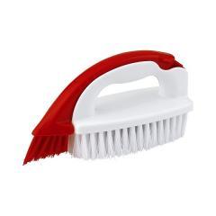 5%OFFクーポン対象商品 激落ちくん 赤カビくん 3WAY 親子ブラシ お風呂掃除( ブラシ 風呂 掃除ブラシ 掃除 風呂掃除 風呂用ブラシ 床 浴室 浴槽 カビ 落とし バス清掃 バスグッズ 溝 隙間 ) クーポンコード:V6DZHN5