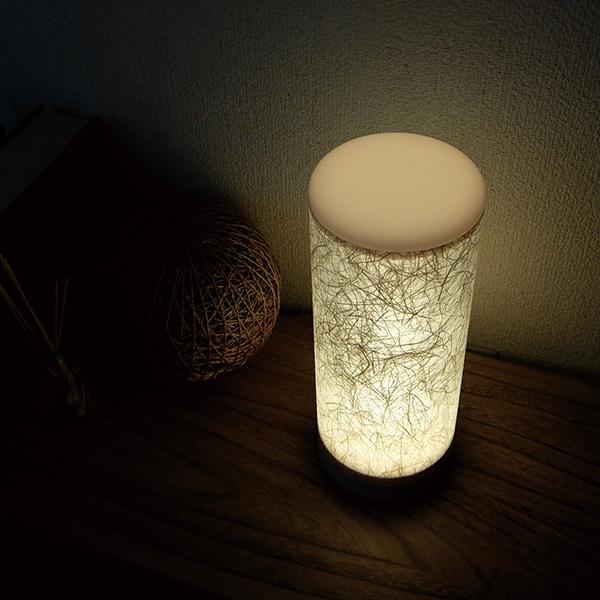 照明 月見行灯 LED 日本和紙 暁月