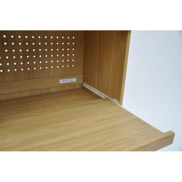 5%OFFクーポン対象商品 レンジボード レンジ台 北欧風 完成品 ABREAST 幅59cm ( 送料無料 キッチンラック キッチンボード キッチン収納 収納ラック 収納 ラック 収納棚 棚 サイドボード リビングボード 木製 木目 北欧 カウンター下 ) クーポンコード:V6DZHN5