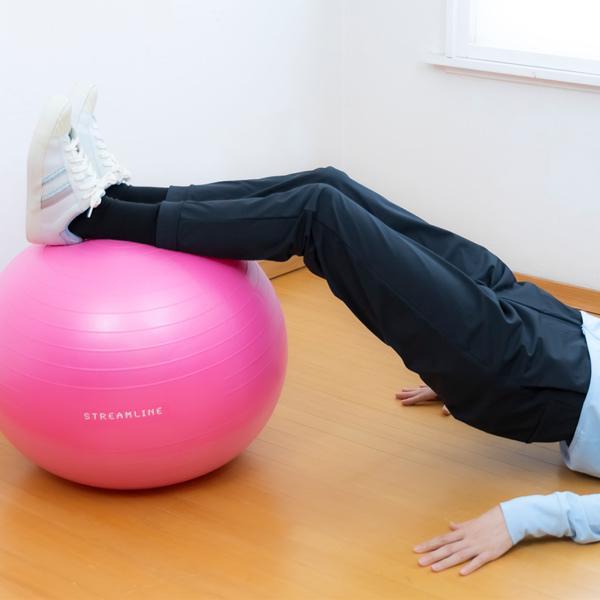 ダイエット バランス ボール