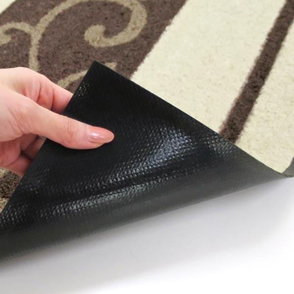 クリーンテックス ジャパン wash+dry薄型で丈夫な洗える玄関マット Summer Breeze 75×120cm 1枚 [8083]
