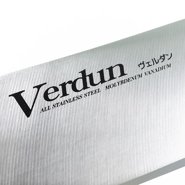 10%OFFクーポン対象商品 包丁 verdun ヴェルダン オールステン 三徳包丁 16.5cm ステンレス クーポンコード:7CLY8DW