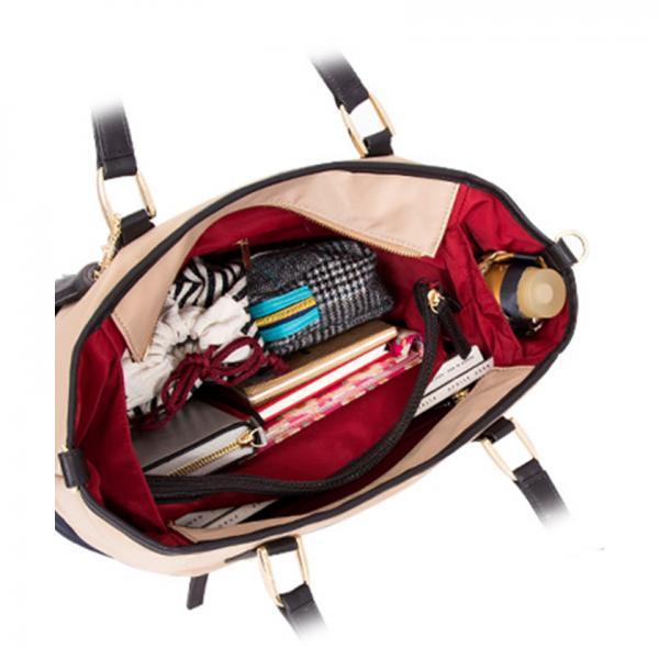 ウォータープルーフナイロン 2wayトートバッグ