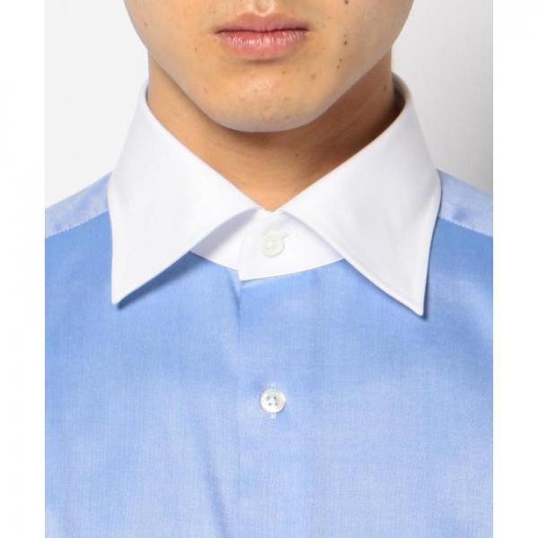 【日本製】【イージーケア】ロイヤルオックスシャツ【お取り寄せ商品】