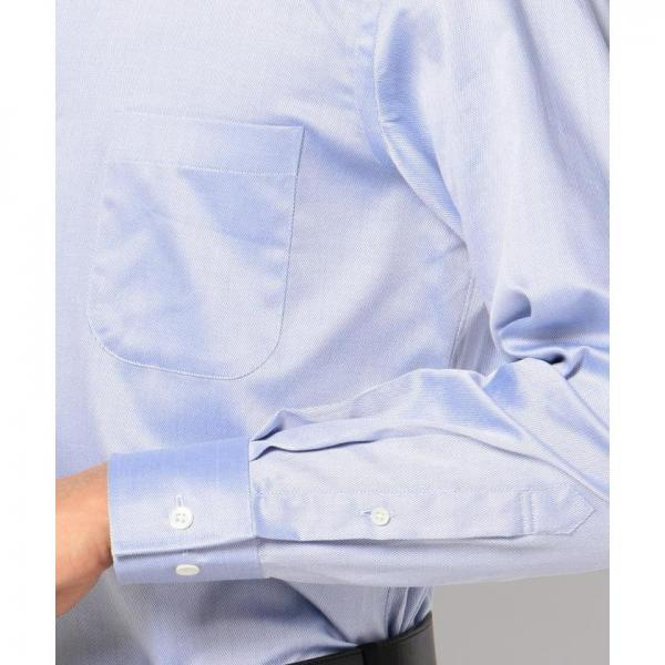 【日本製】【イージーケア】シャークスキンシャツ【お取り寄せ商品】