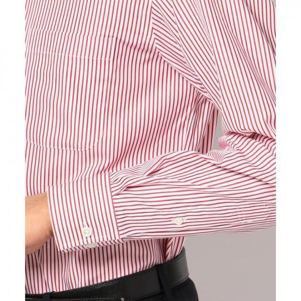 【日本製】【イージーケア】ワイドロンストシャツ【お取り寄せ商品】
