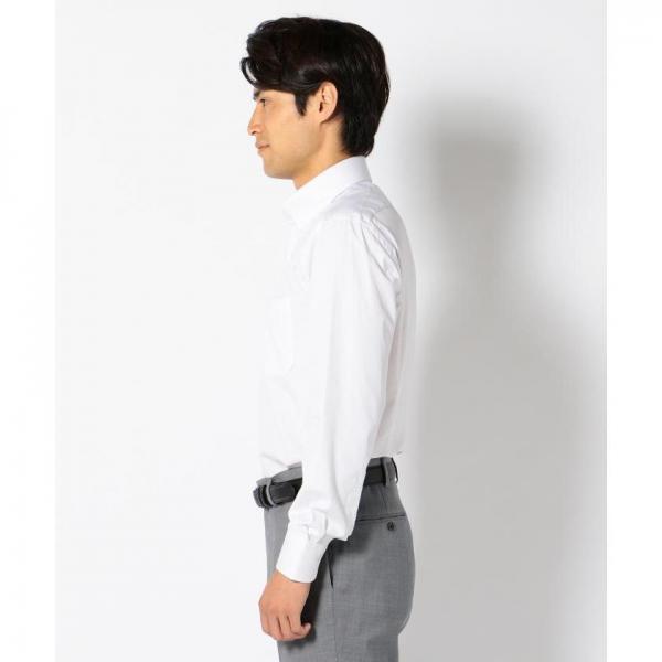 【日本製】地柄ドビーシャツ【お取り寄せ商品】