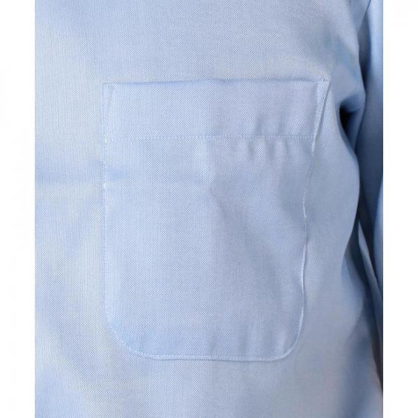 【日本製】【イージーケア】オックス半袖シャツ【お取り寄せ商品】