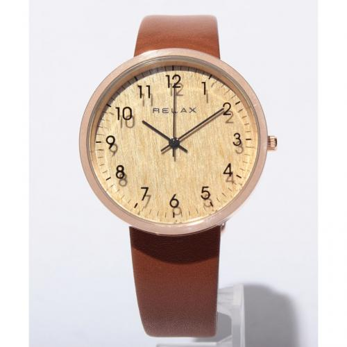 RELAX リラックス TIMBER ティンバー レディース腕時計
