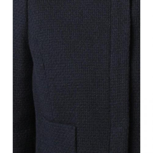 【セットアップ対応商品】ソリッドリントンツィードジャケット