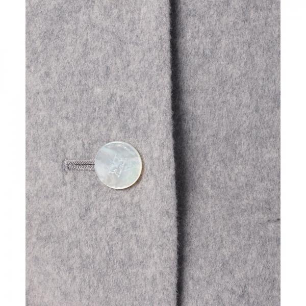 【セットアップ対応商品】スーパー120Sビーバークロスジャケット