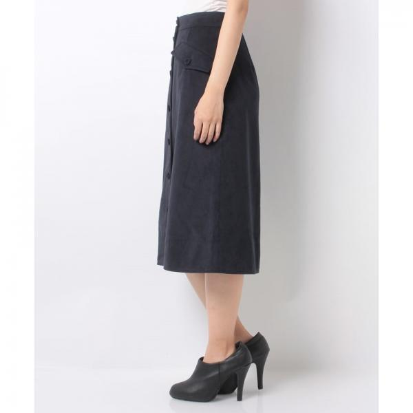 ウルトラスエードスカート